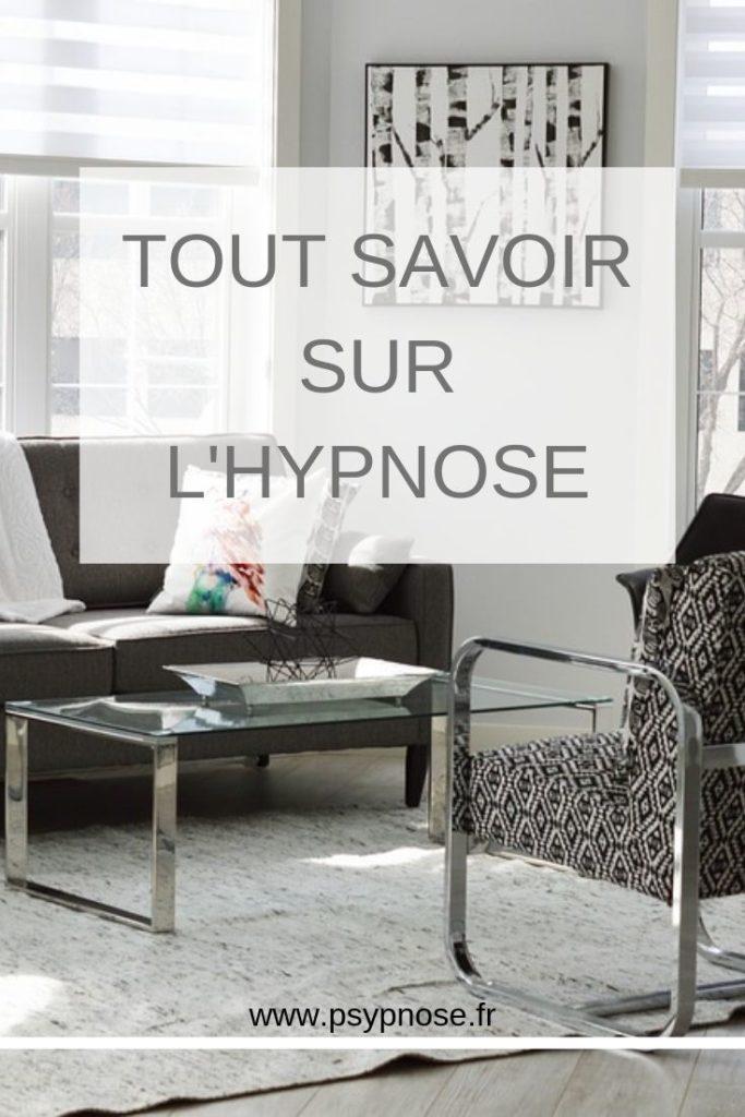Tout savoir sur l'hypnose