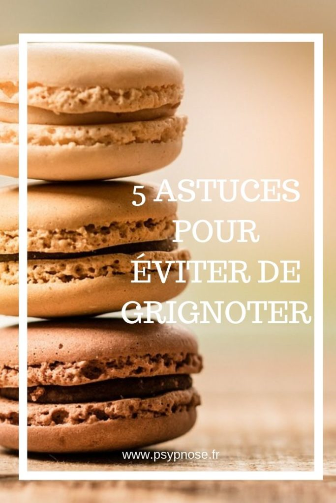 5 astuces pour éviter de grignoter - Psypnose.fr