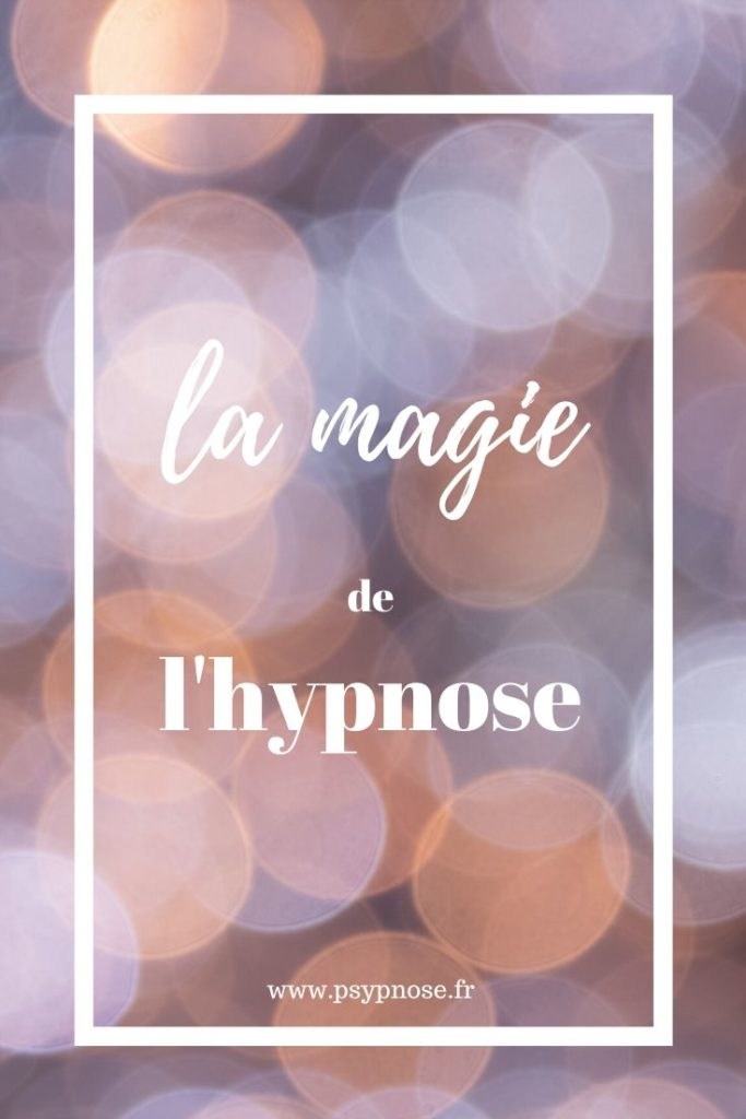 la magie de l'hypnose bordeaux