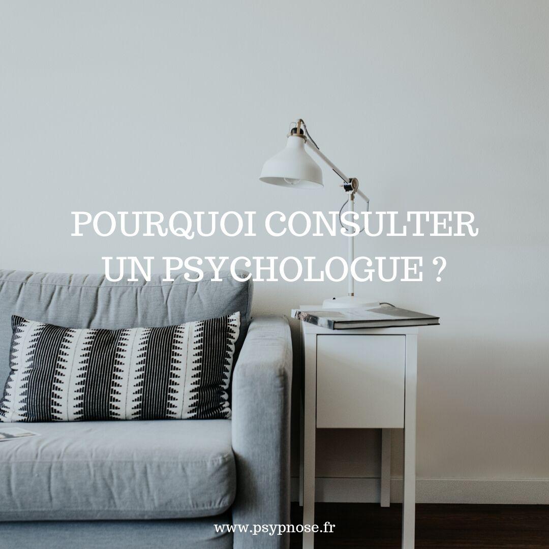 Pourquoi consulter un psychologue _