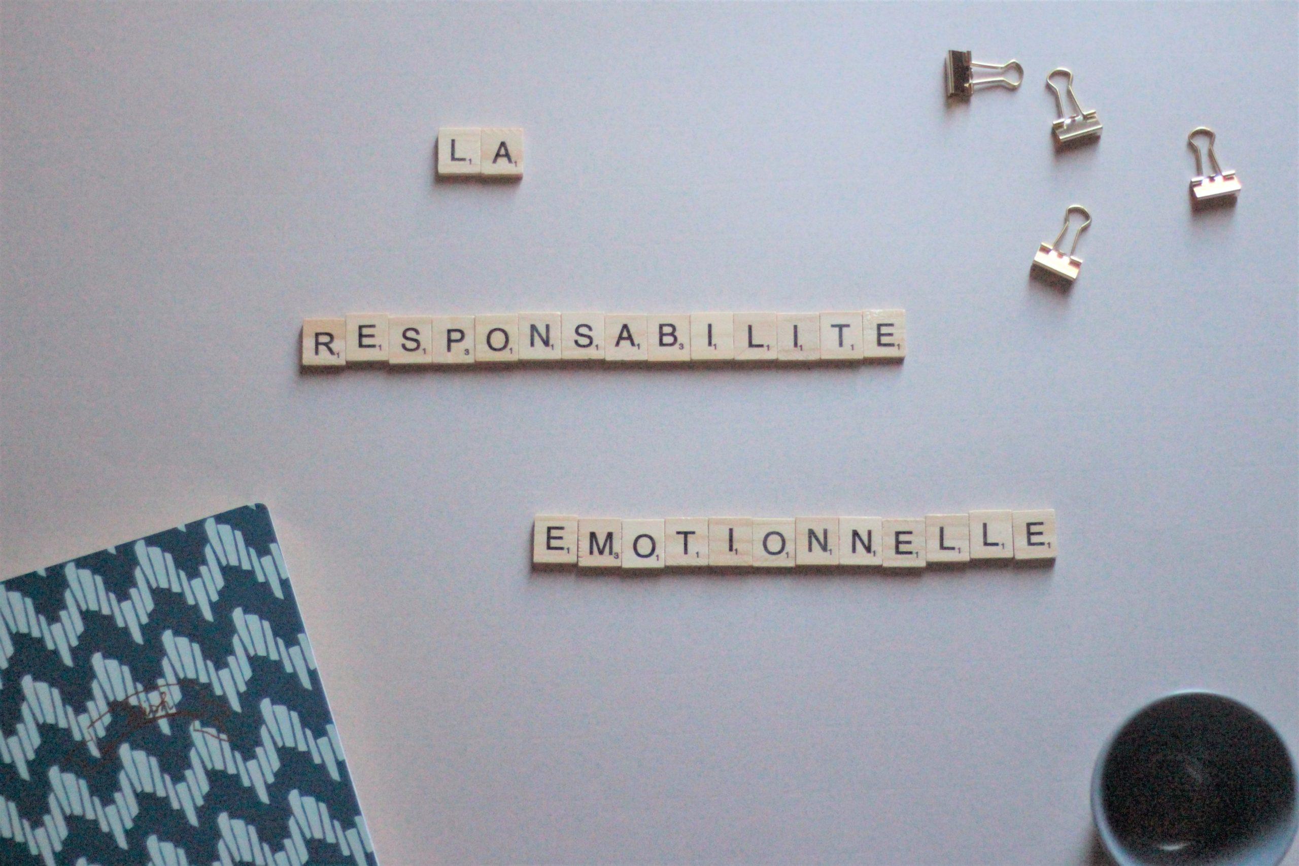La responsabilité émotionnelle. Episode 1 du Podcast Ecoute-toi sur le développement personnel. Psypnose.fr