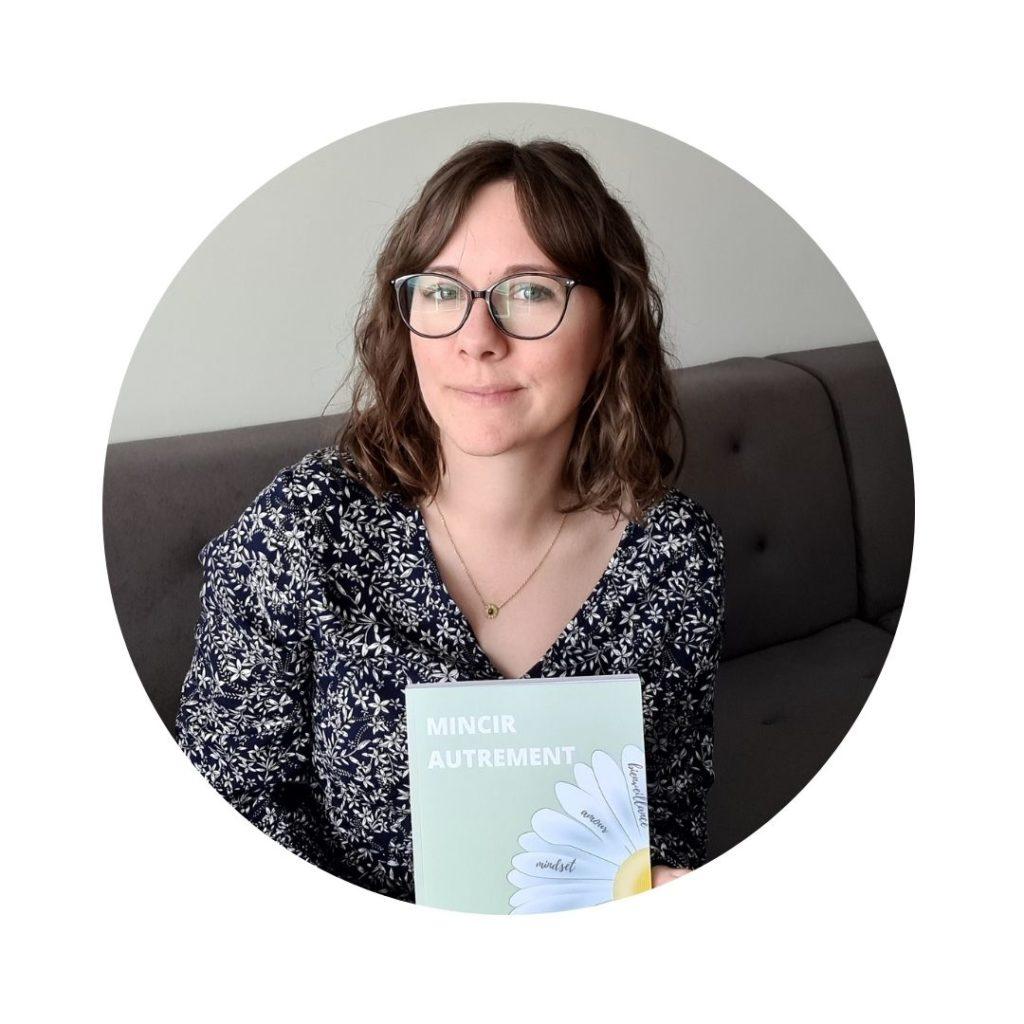 Auteure Mincir Autrement - Aurélie Nussbaumer psychologue bordeaux